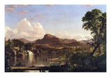 New England Scene Prints by Frederic Edwin Church