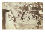 Deadwood Parade with Marching Band Posters by John C.H. Grabill