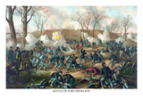 Battle of Ft. Donelson Prints