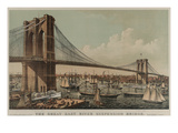 Brooklyn Bridge Posters