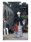 Return of the Boat Trip Prints by James Tissot