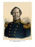 General Winfield Scott Prints by H.R. Robinson