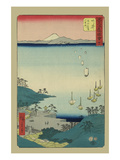 Arai Posters by Ando Hiroshige