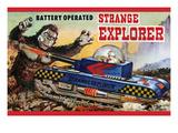 Strange Explorer Posters