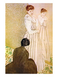 Fitting Prints by Mary Cassatt