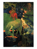 The Mold Premium Giclee Print by Paul Gauguin