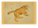 Ursa Major Art by Aspin Jehosaphat