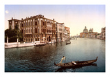 The Grand Canal, View I, Venice, Italy Art