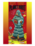 Planet Robot Posters