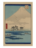 Yoshiwara Prints by Ando Hiroshige