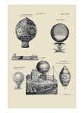 Air-Balloons Print by Andrew Bell
