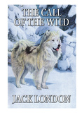 Call of the Wild, Jack London, Poster