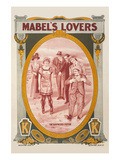 Mabel's Lovers Prints by  Keystone Film