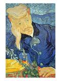 Ravoux Posters by Vincent van Gogh