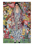 Portrait of Frederika Maria Beer Prints by Gustav Klimt