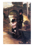 Richmond on the Thames Prints by James Tissot