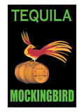 Tequila Mockingbird Prints by Jason Pierce