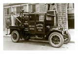 Giffel Sales Co. Wrecker Service Posters