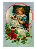 Christmas Greetings Posters