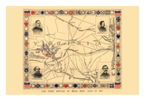First Battle of Bull Run - Manassas Prints