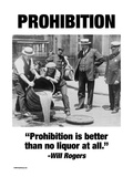 Prohibition Prints