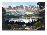 View on the Hudson - West Point Posters by  John Walsh & Co
