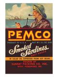 Remco Smoked Sardines Print