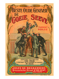 Beste Oude Genever De Goeie Seeve Posters by  Litho Myncke