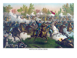 Battle of Cedar Creek - Belle Grove Prints