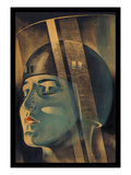 Metropolis Prints by Werner Graul