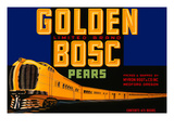 Golden Bosc Limited Edition Pears Posters