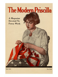 Sewing the Stars and Stripes Prints by  Modern Priscilla