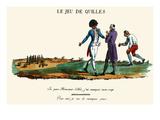 Le Jeu De Quilles Posters