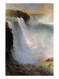 Niagara Falls Prints by Frederic Edwin Church