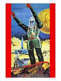 Dux Astroman Posters