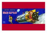 Space Captain Prints