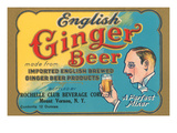 English Ginger Beer Julisteet