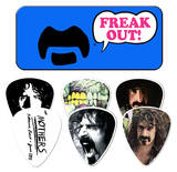 Frank Zappa - Blue Guitar Picks Plektre