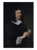 Portrait Philippe De Champaigne Poster by Jean Baptiste Colbert