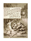 The Limited Mail Prints by  Russell-Morgan Print