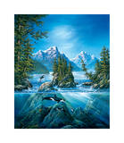 Life and Tranquility Prints by Ken Skoda