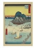 Maisaka Posters by Ando Hiroshige