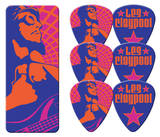 Les Claypool - Propaganda Guitar Picks Guitar Picks