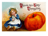 Wishing You a Happy Thanksgiving Posters