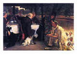 The Prodigal Son in Modern Life- the Fattened Calf Prints by James Tissot