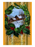 Christmas Greetings Prints