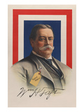 "Wm. H. Taft - ""Good Times"" Poster by  Allied Printing Trades Council"