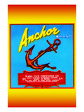Anchor Brand Fireworks Art