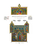 Hebrew Pentateuch of His Late Royal Highness the Duke of Sussex Print