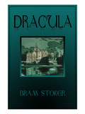 Dracula Poster by Sara Pierce